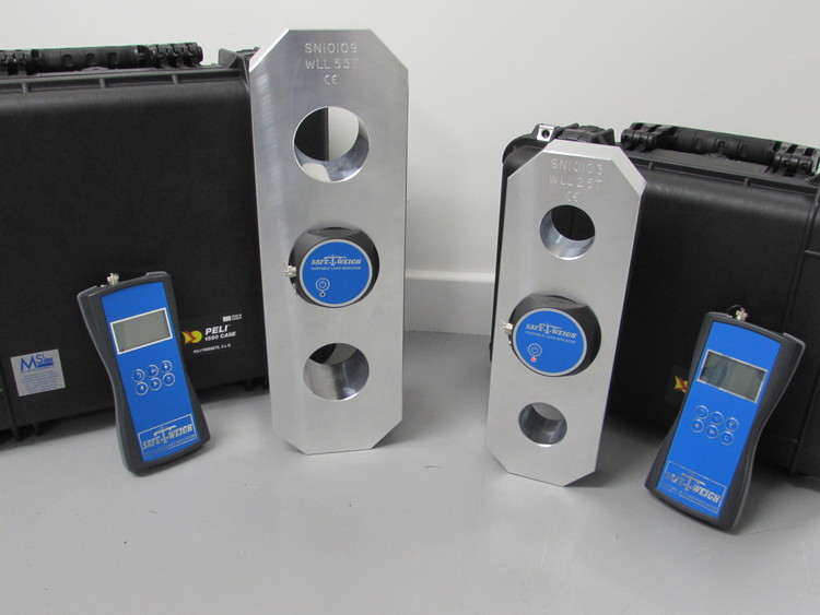 Safe-T-Weigh Telemetry Load Indicators