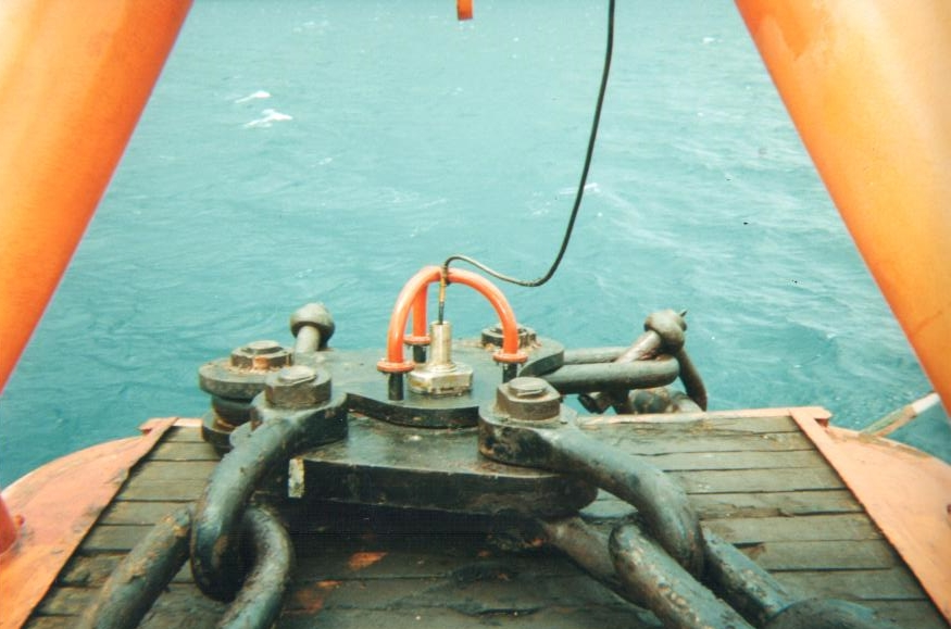 Single Point Mooring Monitoring Systems Msl Oilfield