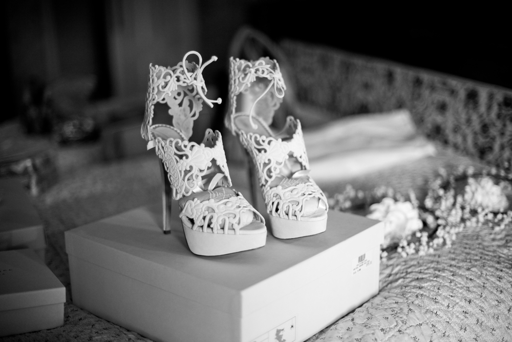 Bridal Shoes | Somerset Wedding Planner