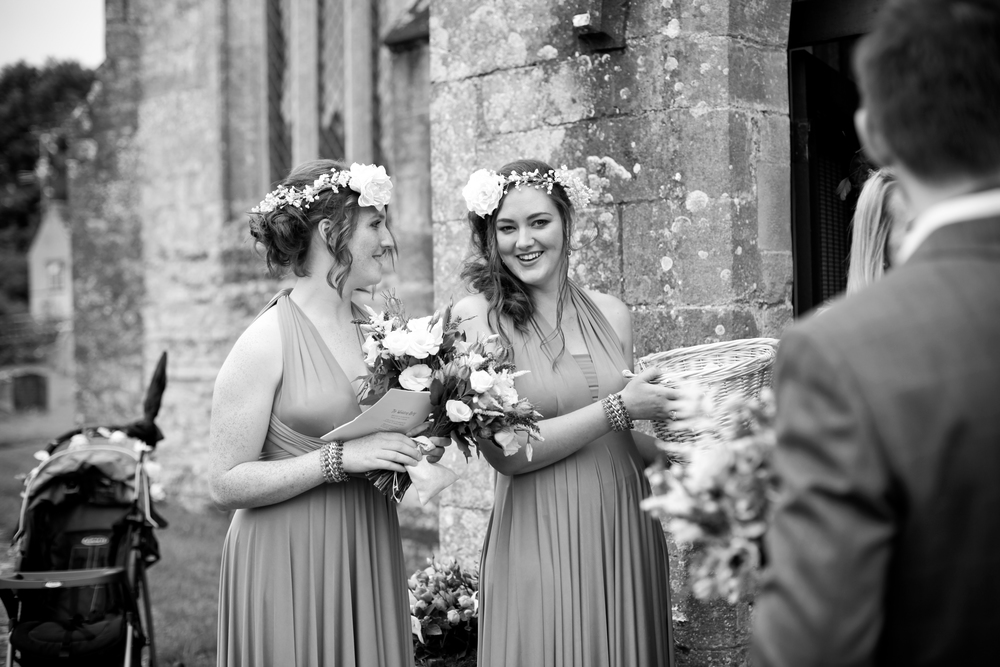 Bridesmaids | Somerset Wedding Planner