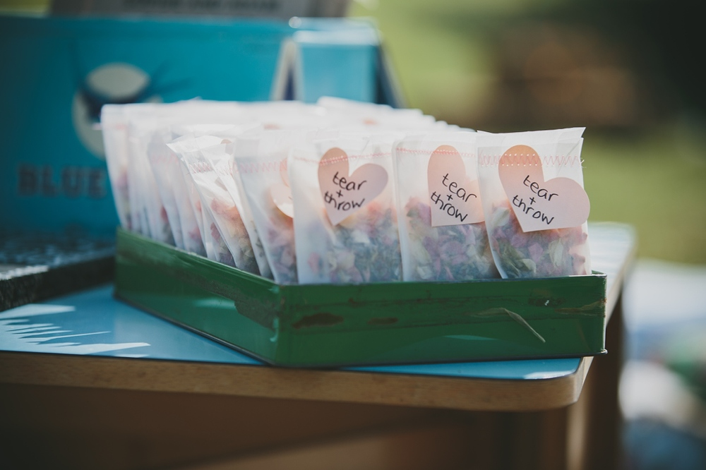Confetti Bags | Cotswolds Wedding Planner