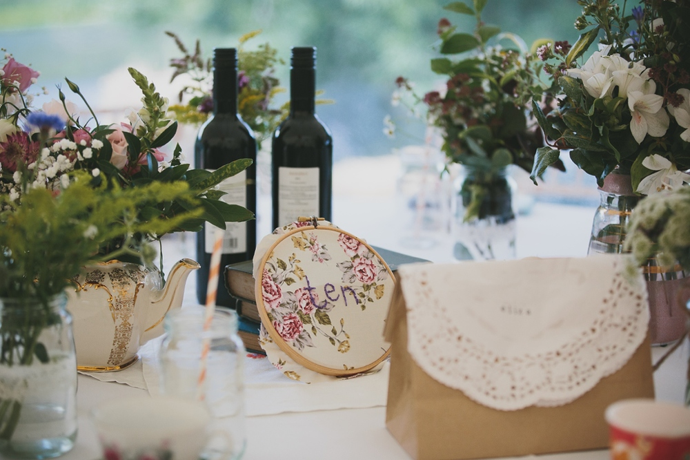 Tablescape | Cotswolds Wedding Planner
