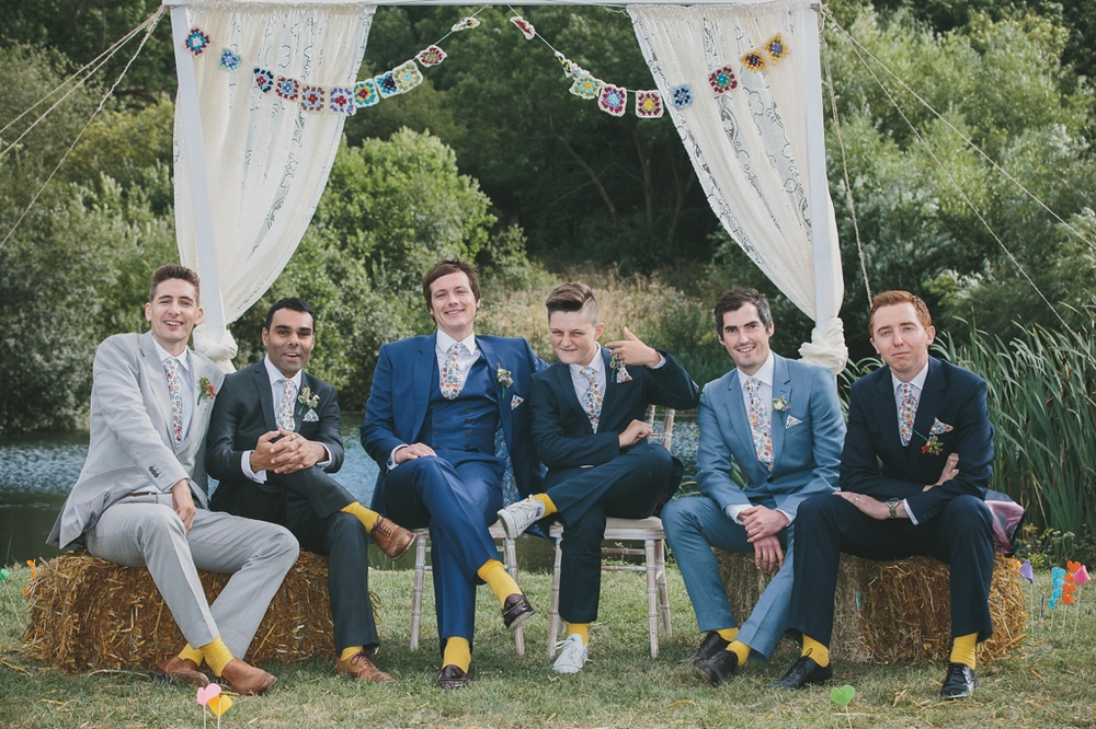Bridal Party | Cotswolds Wedding Planner
