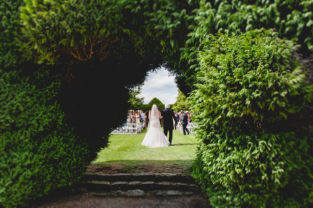 Notley Abbey Ceremony