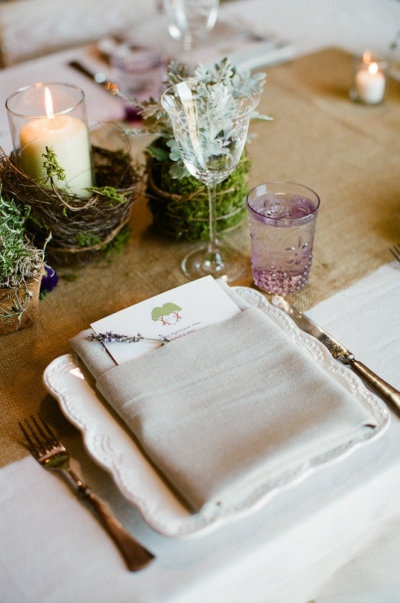 Image by Michael & Anna Costa Photography via Style Me Pretty