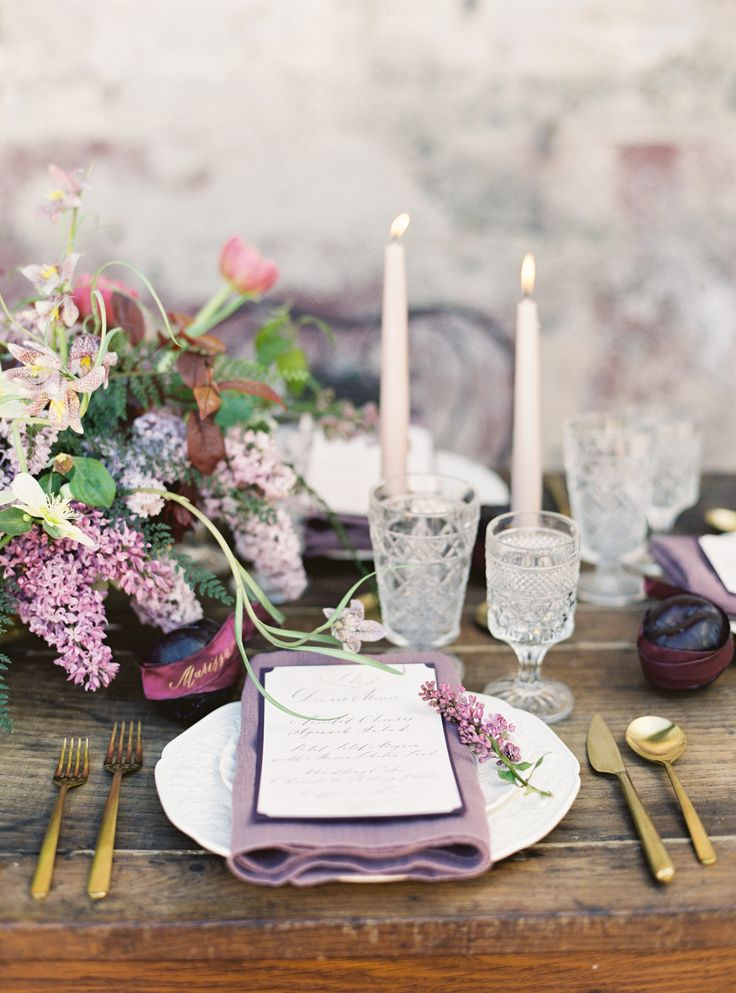 Image by Jessica Burke Photography via Style Me Pretty