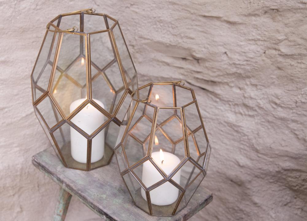 Mohani Brass Lanterns