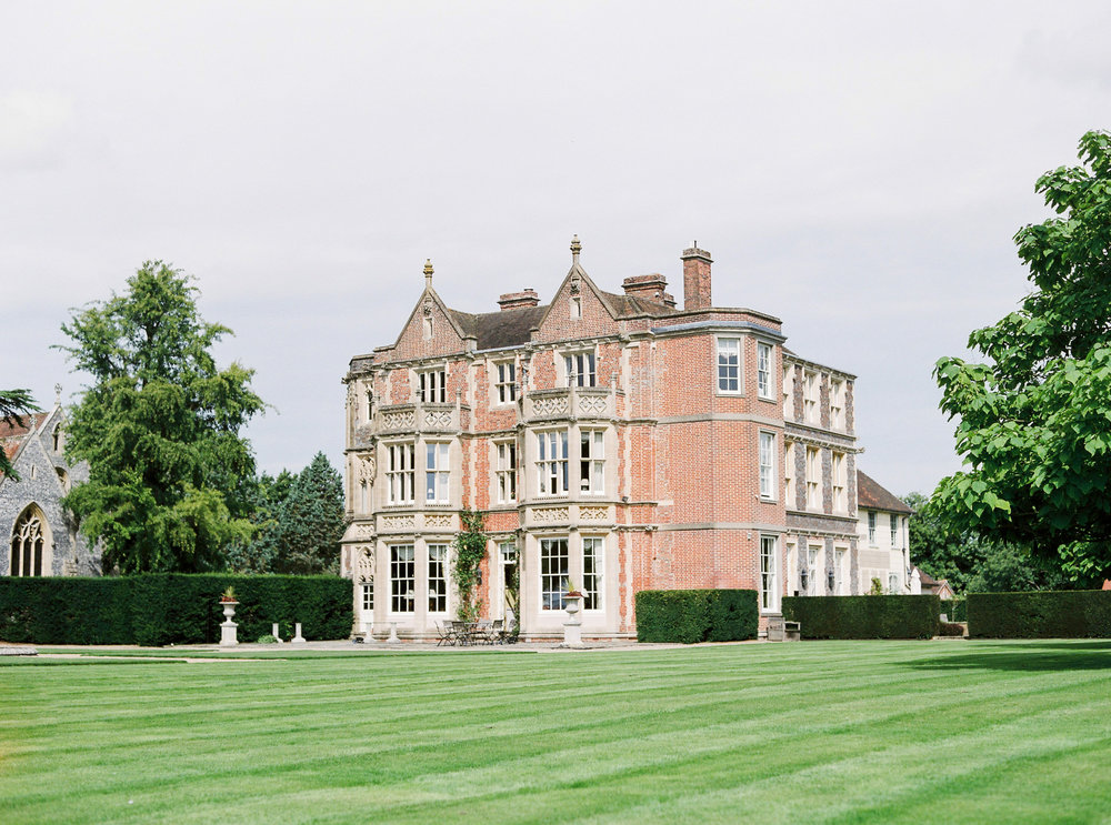 Wickham House Wedding Oxfordshire