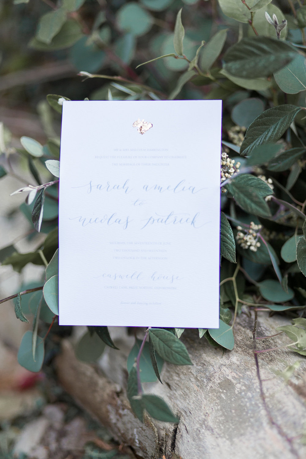 Caswell House Wedding by Vanilla Rose Weddings