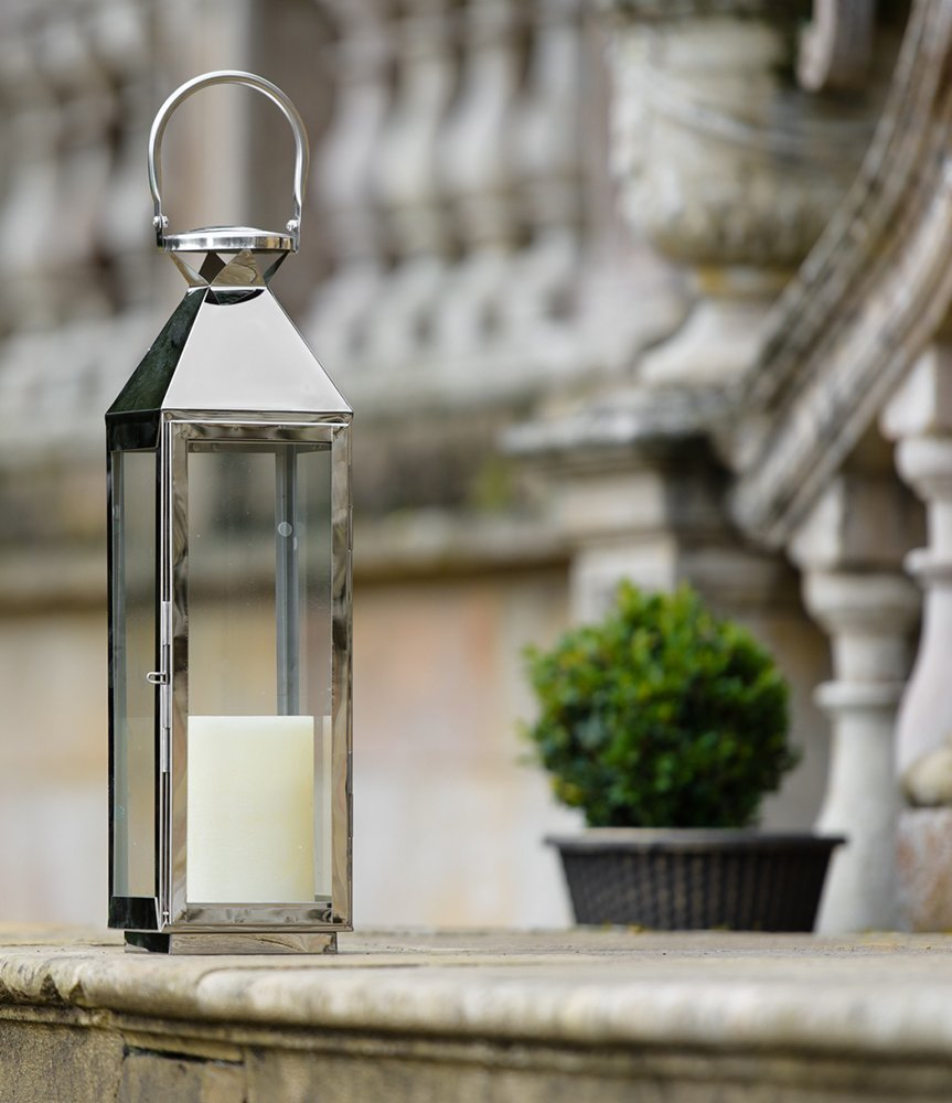 Silver storm hurricane lanterns to hire Oxfordshire