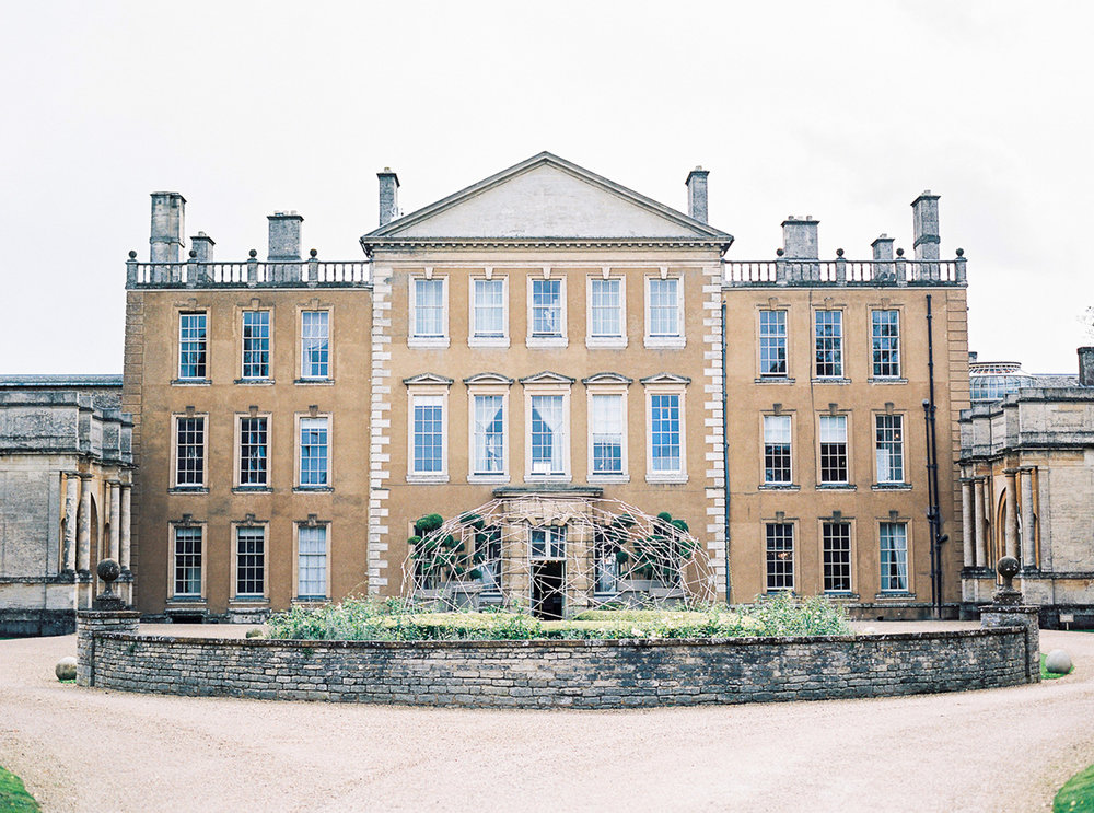 Aynhoe Park  | Oxfordshire | Image:  Kylee Yee Photography