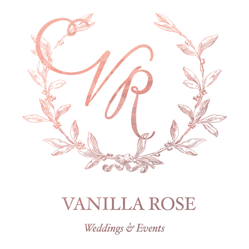 Vanilla Rose Weddings & Events | Oxfordshire Wedding Planner