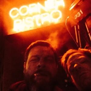 Book store owners & escape artists Pil Cappelen Smith & Andreas Cappelen