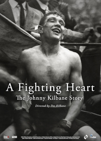 Back by popular demand! Paddy's Fringe presents an extra screening of 'A Fighting Heart'. Wednesday 29.03.17 at 19.00 Tickets at door only on a first come first served basis Cover Charge: 60 nok – cash or Vipps only A Fighting Heart (57 min.) A Fighting Heart is the untold story of Johnny Kilbane, the longest reigning World Boxing Champion of all time. Boxer, politician, poet, Johnny Kilbane's life is a heroic rags to riches story told against the background of mass emigration from Achill Island on the Irish West Coast to America. See trailer - https://vimeo.com/33395010