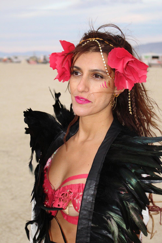 LoveKhaos.com Fashion for the extraordinary #burningman #festivalfashion #festivalstyle #bohochic #bohemian