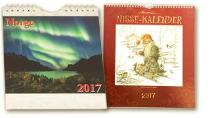 Se eksempler på kalendere