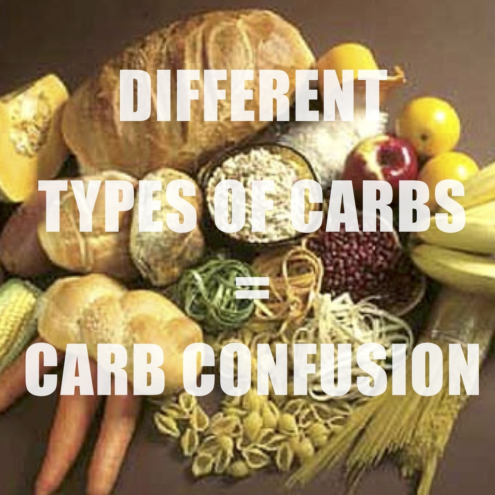 Carb Confusion