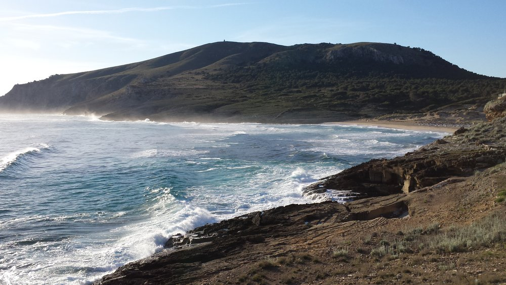 Playa Cala de Sa Mesquida