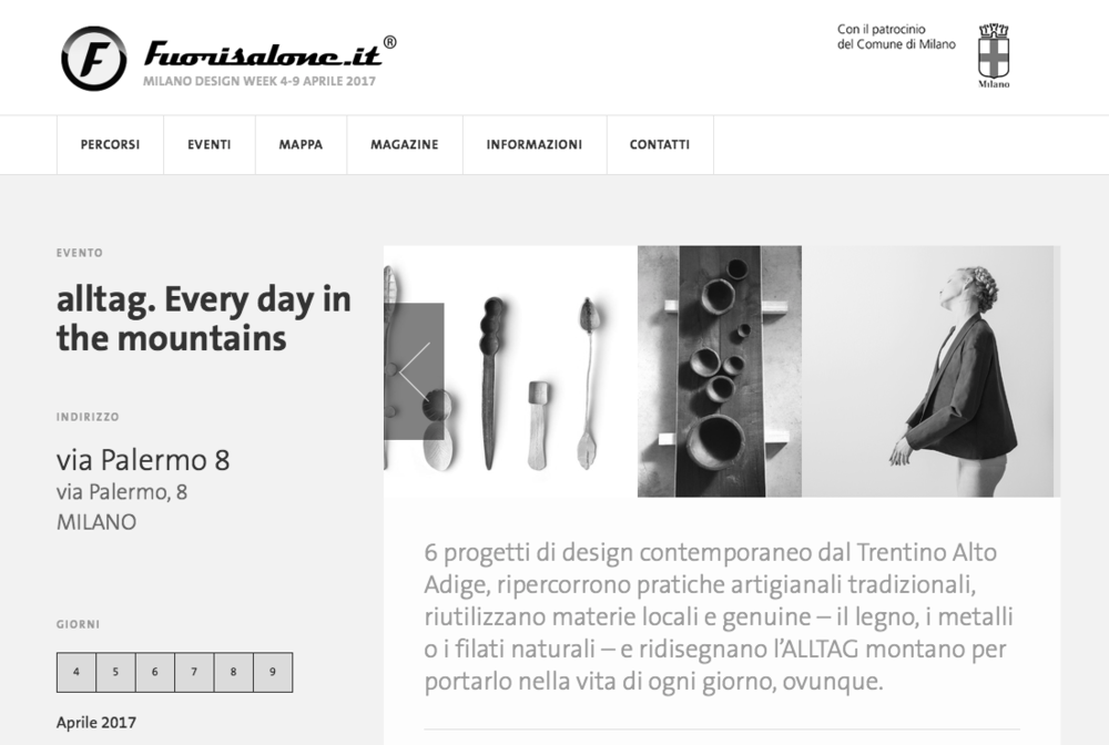 FUORISALONE.IT - official page