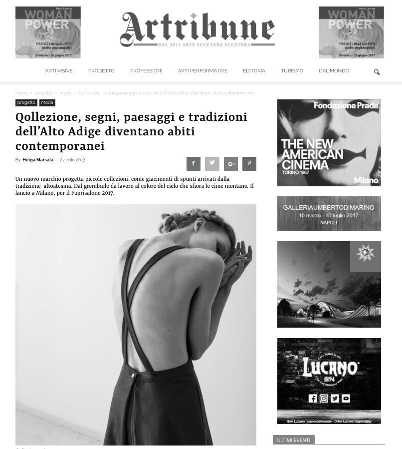 ARTRIBUNE - 07.04.2017