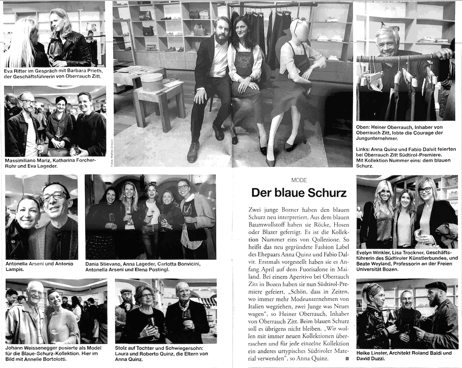 FF Das Südtiroler Wochenmagazin (paper issue) - 18.05.2017
