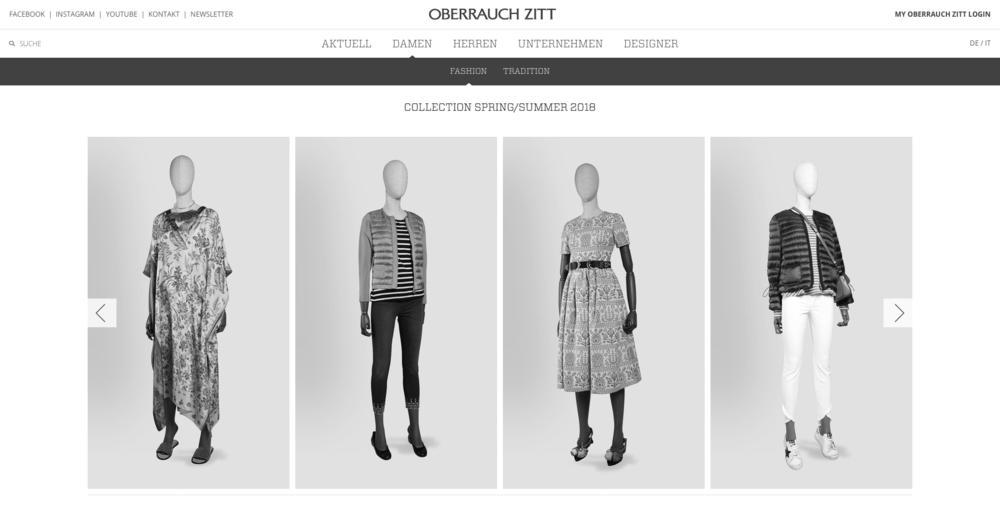 Oberrauch Zitt homepage  - 02.2018