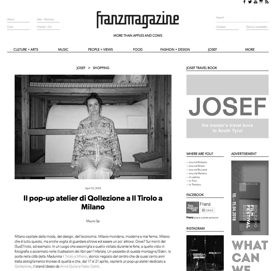 FRANZMAGAZINE.COM  - 10.04.2018
