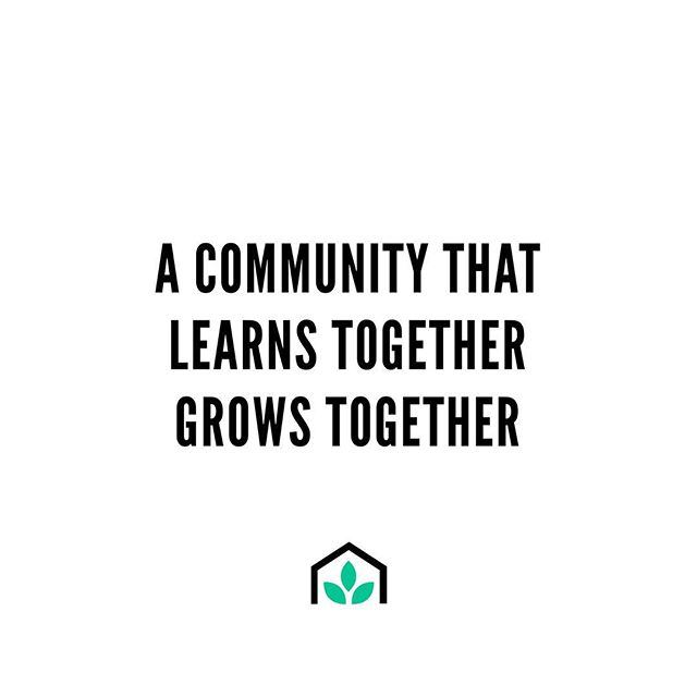 At GrowSPACE, we love helping people grow! 🤗  That's why we donate our time and energy to teach people about small scale urban farming.  We believe that a community that learns together, grows together, and through our educational, hands on, practical workshops we are bringing communities together to enjoy beauty & magic of plants! 🌱  Want to get your community space growing?  Get in touch for a free consultation to see how we can help your community grow ! 🌿💚😊