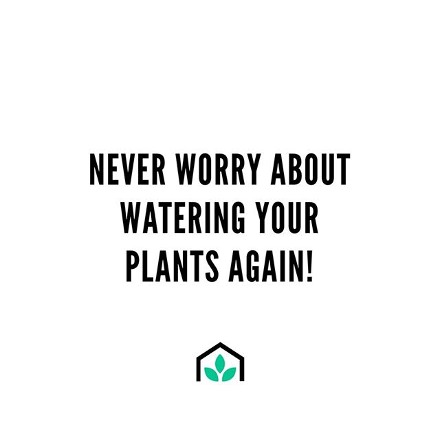 Always worried about watering your plants? Are you worried you are not giving them enough water or too much water? 💦  With our GrowSPACE self-watering pots you will never have to worry about watering your plants again, simply fill the water reservoir up once a week and watch your plants grow! 🌱  Click the link in the bio to find out more!  #growspace #wherepeoplegrow