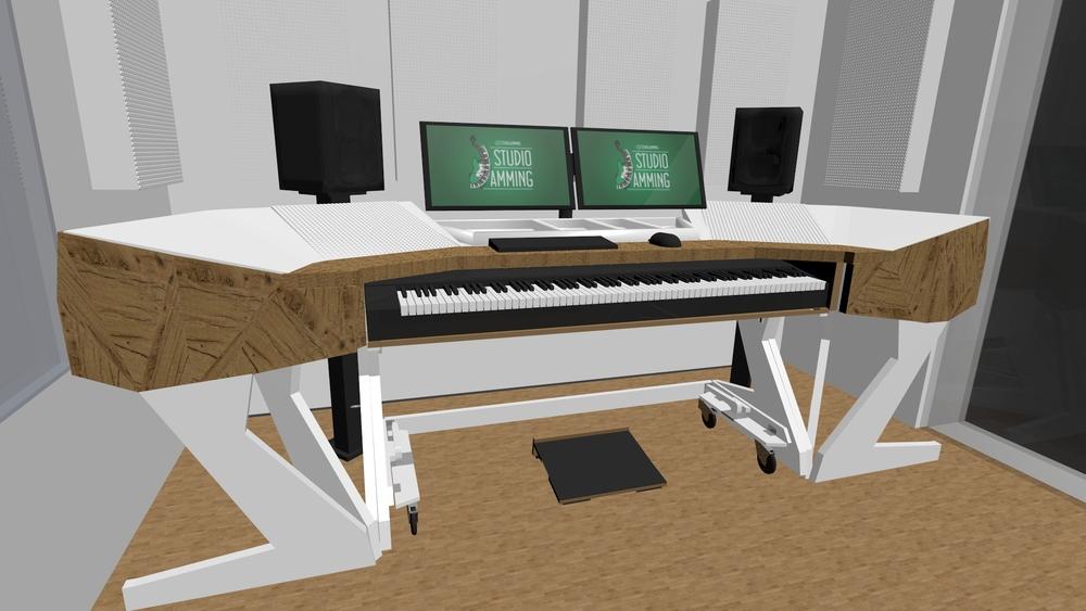 """Composers"" Desk"