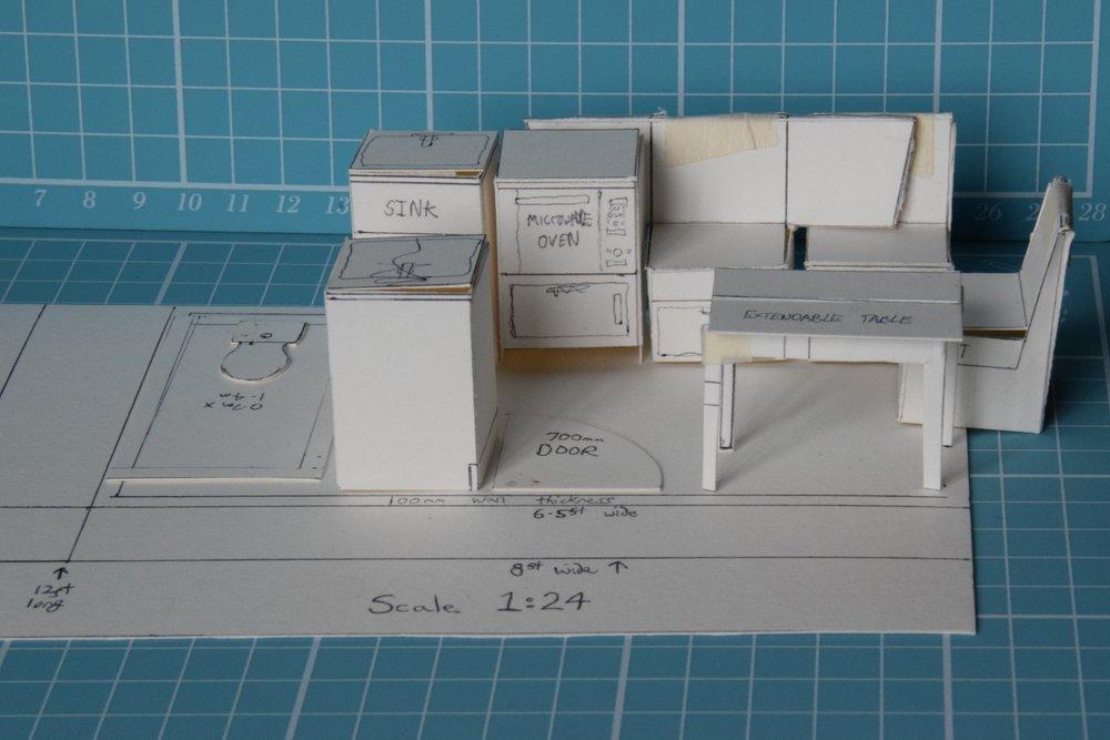 12ft & narrow trailer design