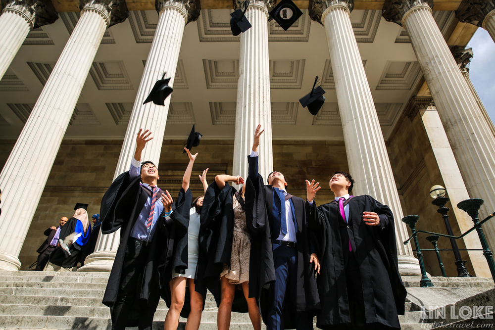 University College London (UCL) Class of 2015