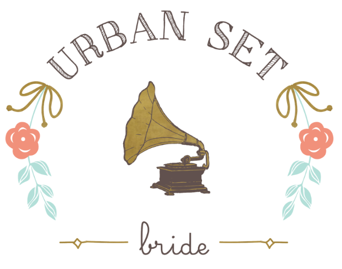 urban set bride logo