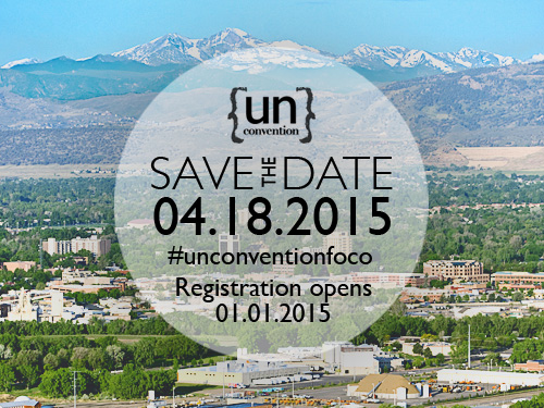 {un}convention Colorado date and registration date