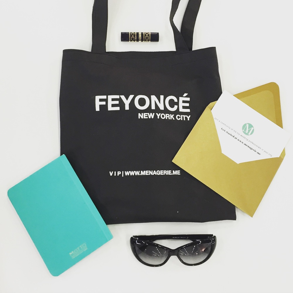 "Menagerie ""Feyoncé"" Items"