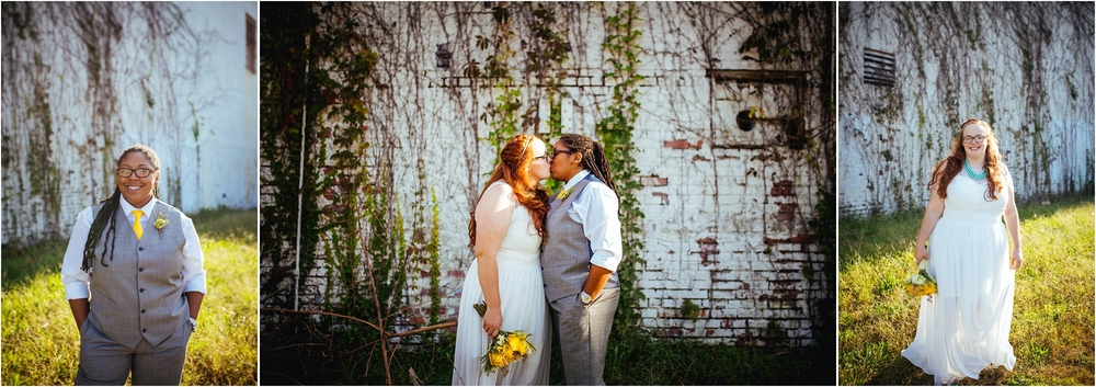 A Lovely Photo Wedding Photography individual brides and kiss