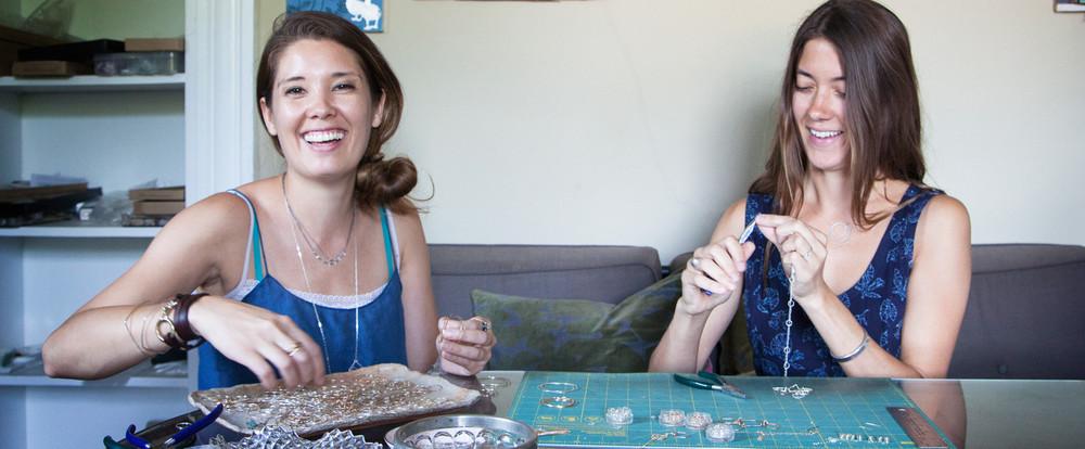 Elaine B Jewelry crafting jewelry