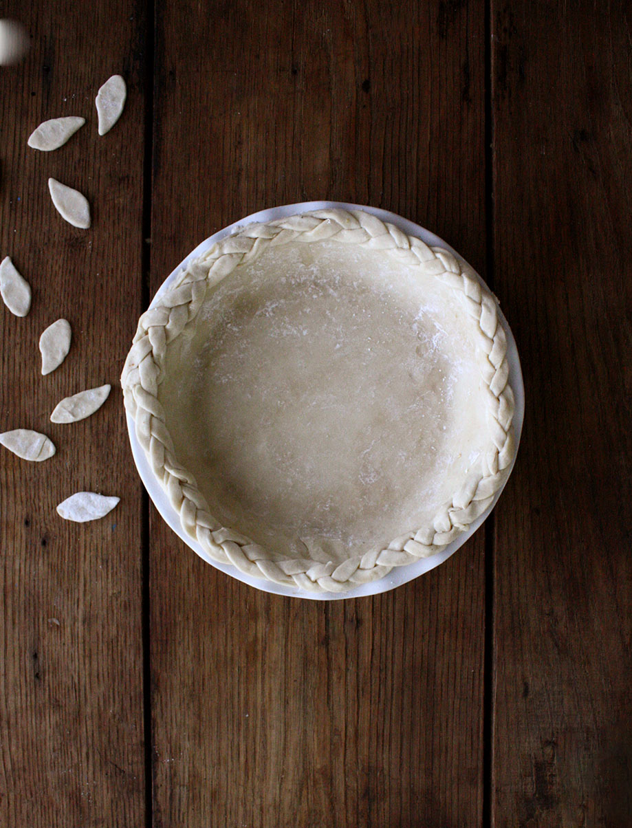 Arley Cakes pie crust