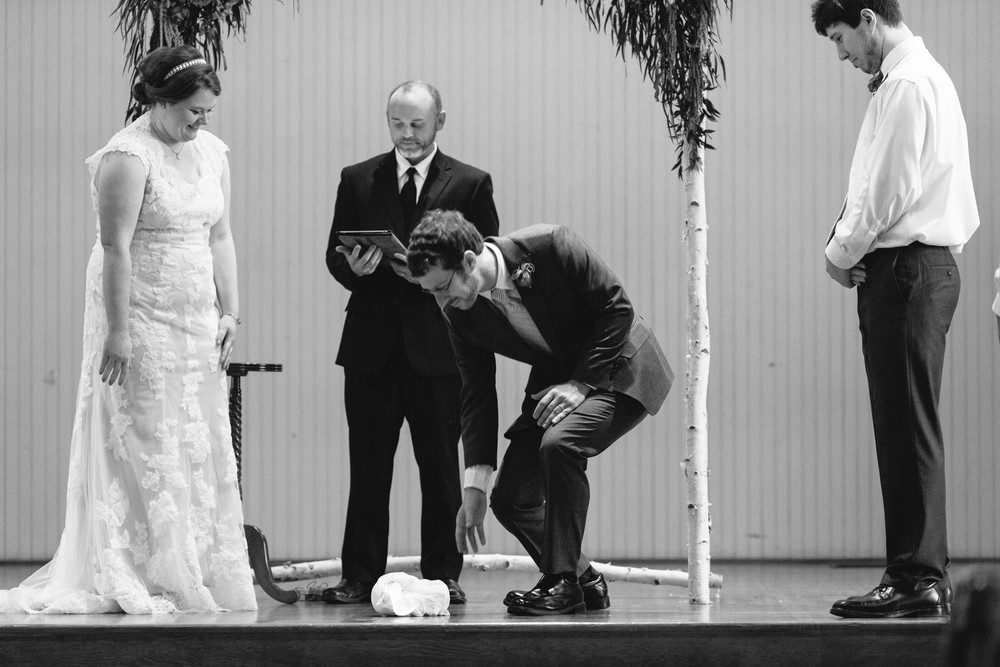 Betty Clicker Wedding Photography wedding ceremony