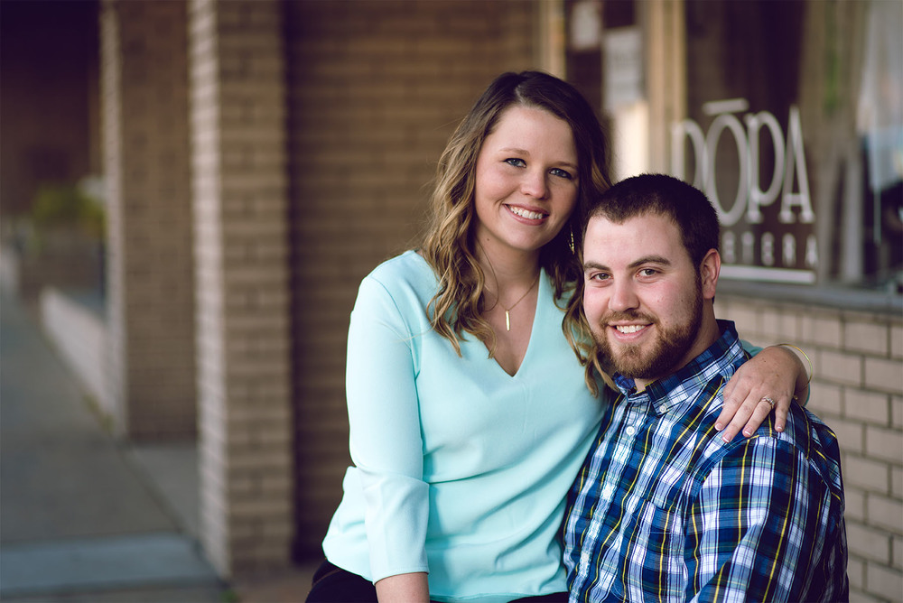 Megan and Barret of Megan Dickerson Photography