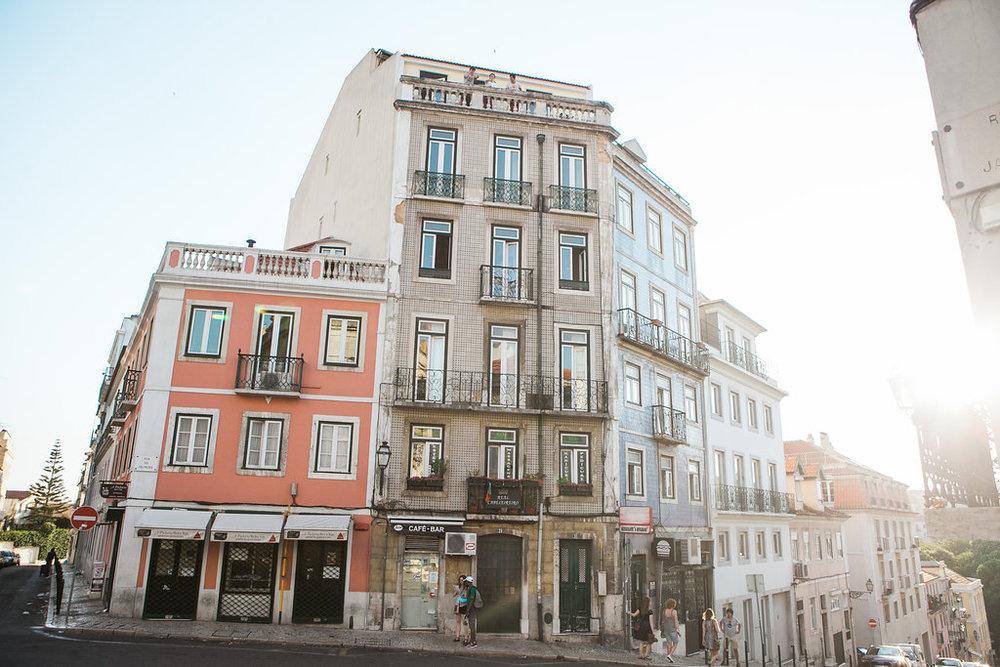 Priscilla De Castro Photography buildings in portugal
