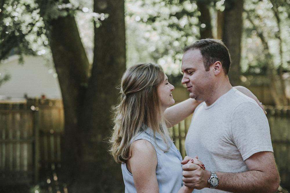 Kaitlyn Stoddard Wedding Photography Tennessee dancing