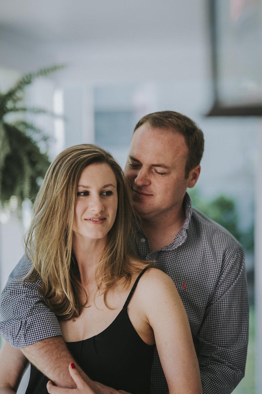 Kaitlyn Stoddard Wedding Photography Tennessee hug from behind
