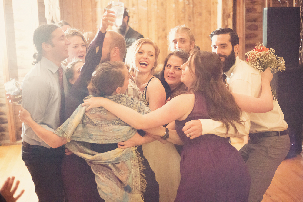Ella Sophie Wedding Photography group hug