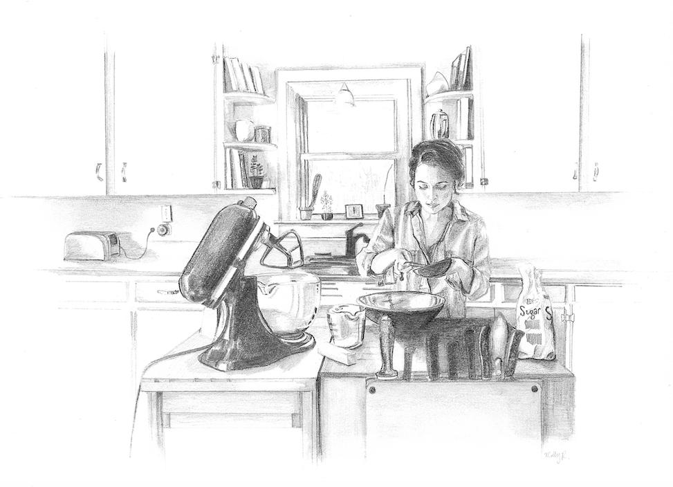 Molly Reeder Sketches