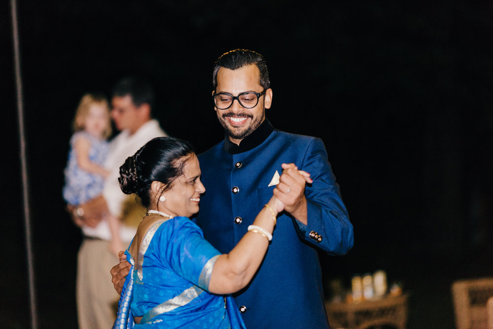 Erin Morrison Photography Tennessee groom dancing with mother