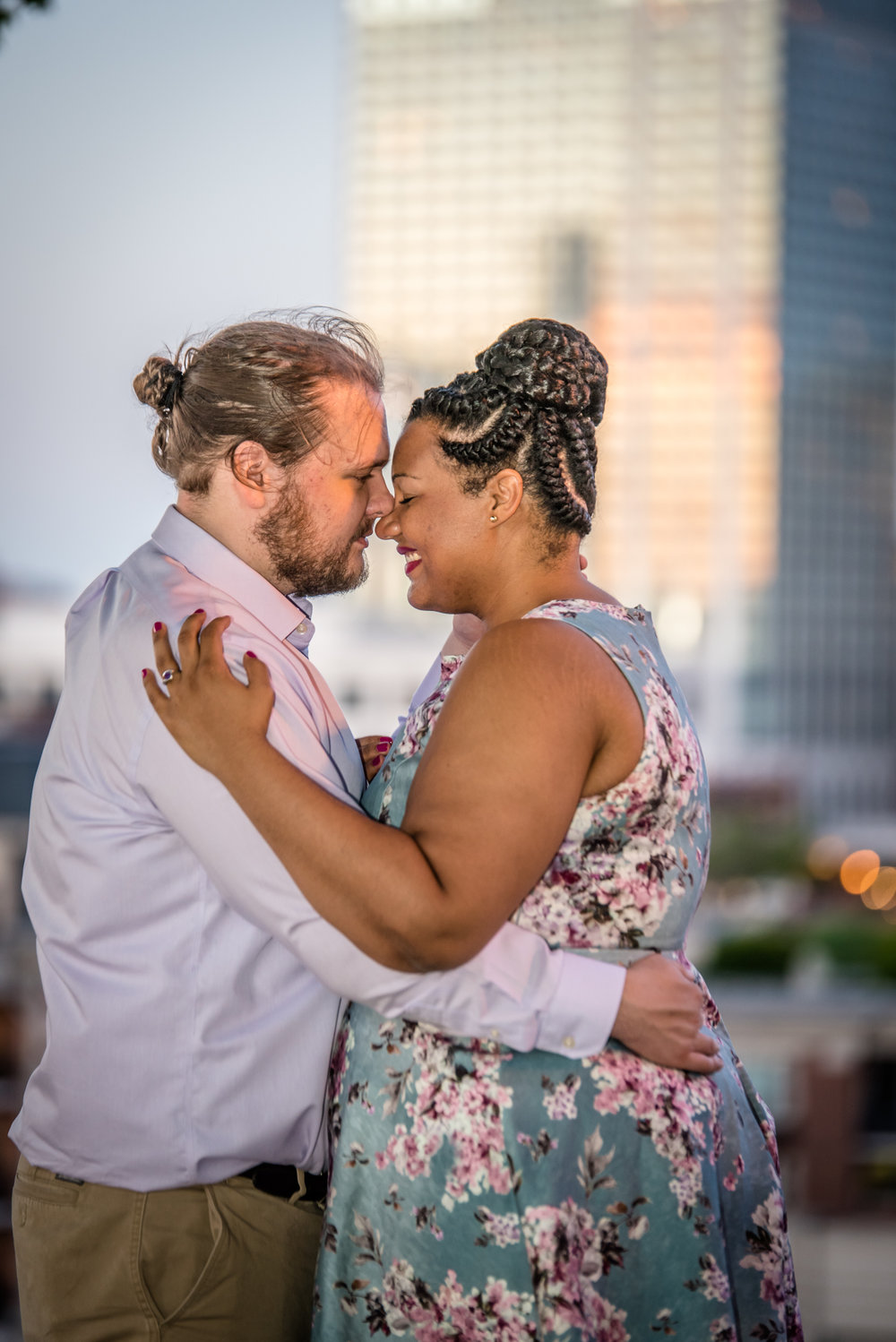 Ronnie Bliss Wedding Photography Baltimore Maryland embrace