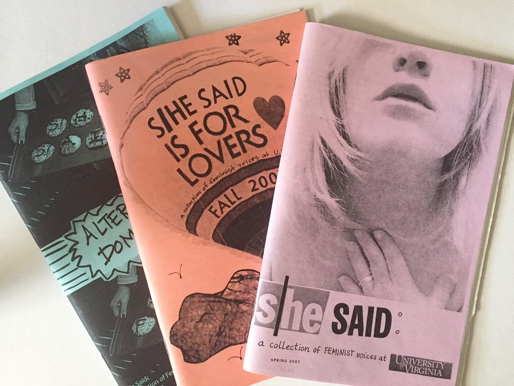 Carly romeo & co three fife zines