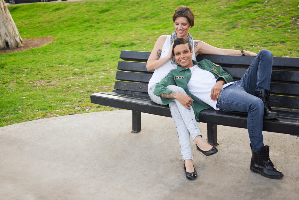 Spring and Jayni Engagement | Photos by Jade Elora