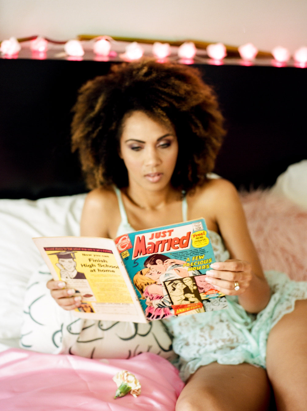 Feminist Photo Vacay Boudoir by Jessica Schilling